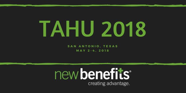New Benefits Exhibiting at TAHU